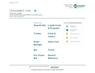 tribalwars.travianbot.com screenshot