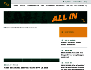 tribeathletics.com screenshot
