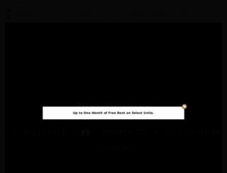 tribeca-urban.com screenshot