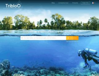 tribloo.com screenshot