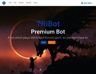 tribot.org screenshot