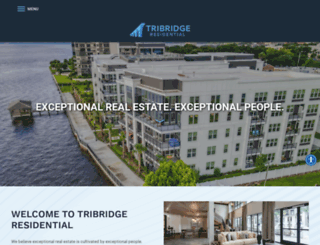 tribridgeresidential.com screenshot