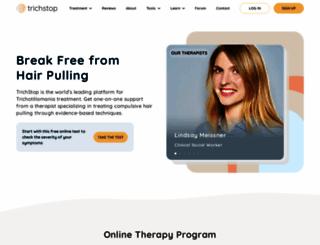 trichstop.com screenshot