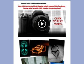 trickphotographybook.com screenshot