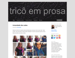 tricoemprosa.com screenshot