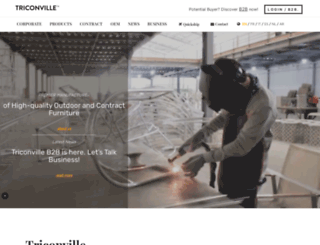 triconville.com screenshot