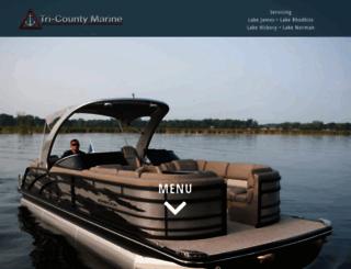 tricountyboats.com screenshot