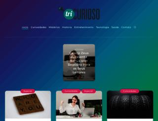 tricurioso.com screenshot