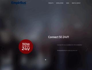 trigentic.com screenshot