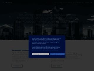 trigon.pl screenshot