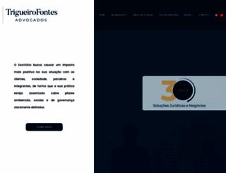 trigueirofontes.com.br screenshot