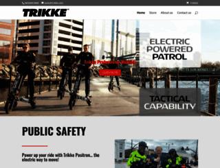 trikke.com screenshot