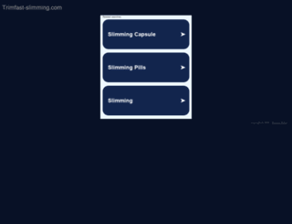 trimfast-slimming.com screenshot