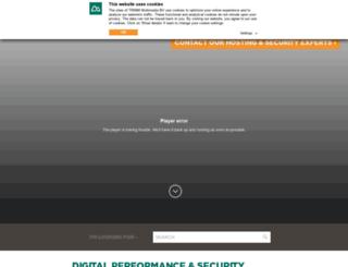 trimm.net screenshot