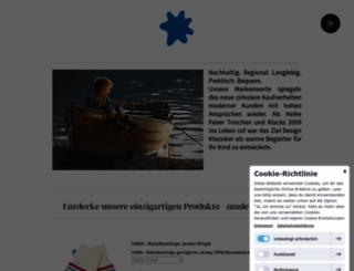 trinchen-klacks.de screenshot