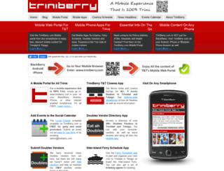 triniberry.com screenshot