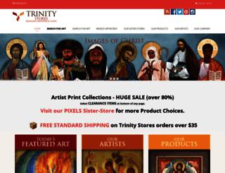 trinitystores.com screenshot