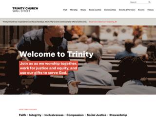 trinitywallstreet.com screenshot