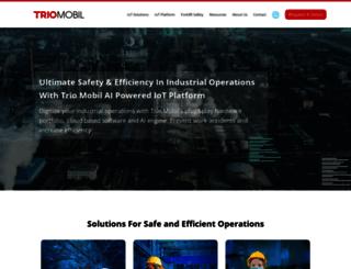 triomobil.com screenshot