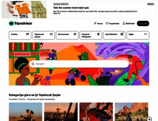 tripadvisor.com.tr screenshot