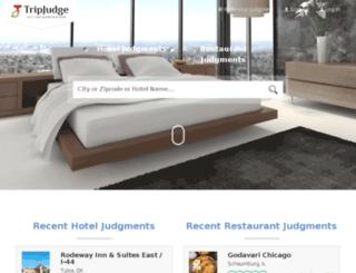 tripjudge.com screenshot