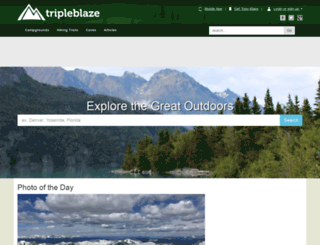 tripleblaze.com screenshot