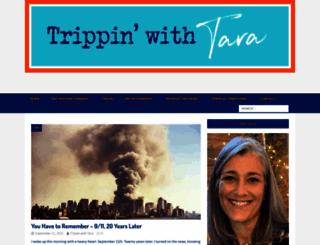 trippinwithtara.com screenshot