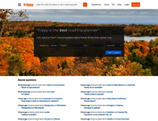 trippy.com screenshot