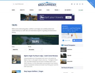 trips.midcurrent.com screenshot