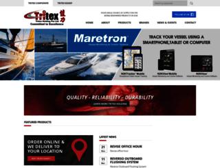 tritex.com.sg screenshot
