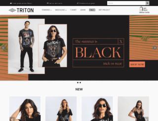 triton.com.br screenshot