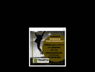 triumpho.net screenshot