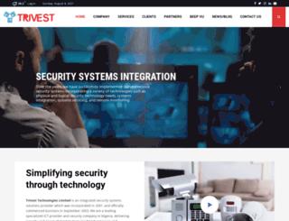 trivest-group.com screenshot