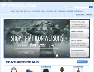trivillage.com screenshot