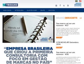 troiano.com.br screenshot