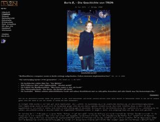 tronland.net screenshot