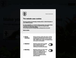 tropica.com screenshot