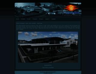 tropicalsim.com screenshot