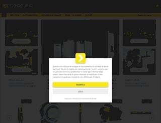 trotec24.it screenshot