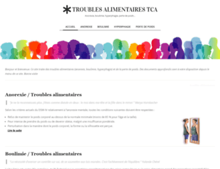 troublesalimentaires.org screenshot
