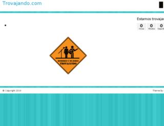 trovajando.com screenshot