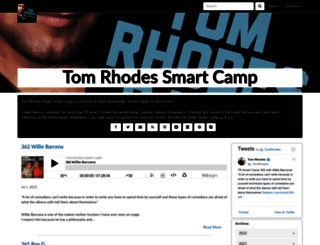 trr.libsyn.com screenshot