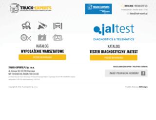 truck-experts.pl screenshot