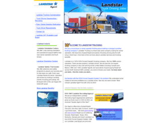 truckdrivingjobs.biz screenshot
