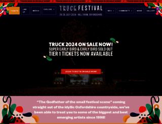 truckfestival.com screenshot