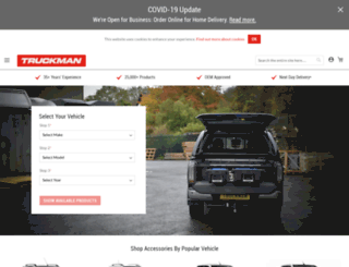 truckman.co.uk screenshot