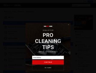 truckmountforums.com screenshot