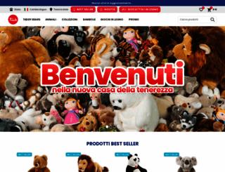 trudi.com screenshot