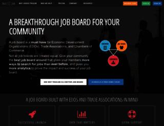 truejob.com screenshot