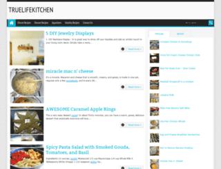 truelifekitchen.com screenshot